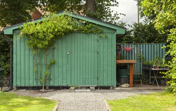 benefits of Sevenoaks Weald garden storage sheds